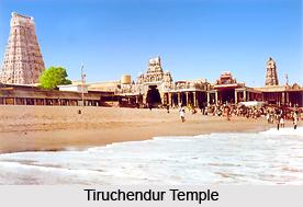 Tiruchendur Temple, Tamil Nadu