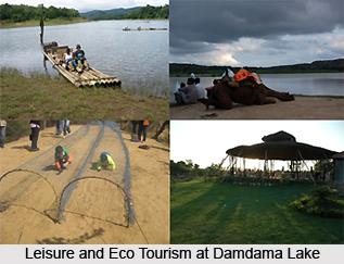 Tourism in Damdama Lake