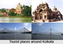 Tourist places around Kolkata, Kolkata