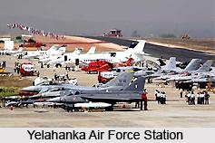 Yelahanka Air Force Station, Karnataka