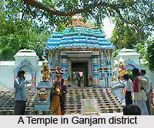 History of the Ganjam district