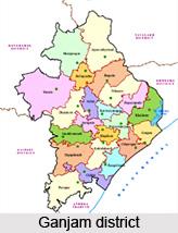 Ganjam district , Orissa