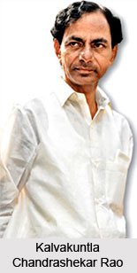 Kalvakuntla Chandrashekar Rao, Indian Politician