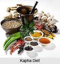 Diet for Kapha Dosha