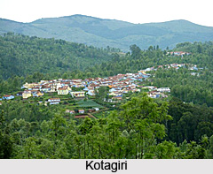 Kotagiri, Nilgiris, Indian Hill Station