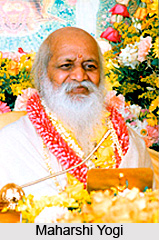 Maharshi Yogi, Indian Saint