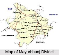 Mayurbhanj District, Orissa
