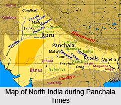 Panchalas, Indian Puranic Tribe