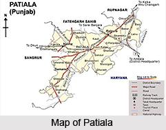 Patiala , Punjab
