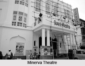 Minerva Theatre, Kolkata