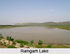 Ramgarh Lake, Jaipur District, Rajasthan