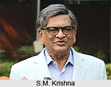 S.M. Krishna, Indian Politician