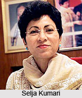 Selja Kumari, Indian Politician