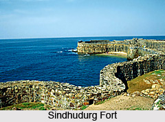 Sindhudurg Fort, Sindhudurg District, Maharashtra