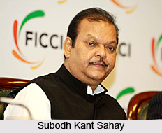 Subodh Kant Sahai, Indian Politician