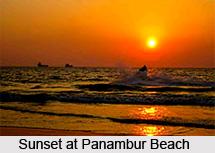 Panambur Beach, Karnataka