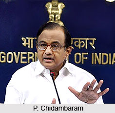 P. Chidambaram, Indian Politician