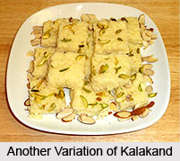 Kalakand, Indian Sweet