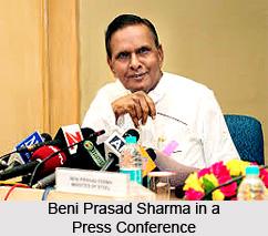 Beni Prasad Verma, Indian Politician
