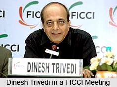 Dinesh Trivedi, Indian Politician