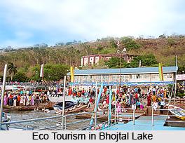 Bhojtal Lake, Bhopal, Madhya Pradesh