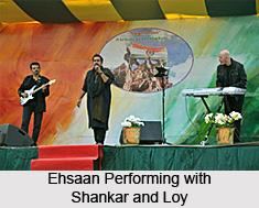 Ehsaan Noorani, Indian Musician