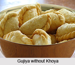 Gujiya, Indian Sweet