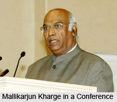 Mallikarjun Kharge, Indian Politician