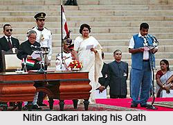 Nitin Gadkari, Indian Politician