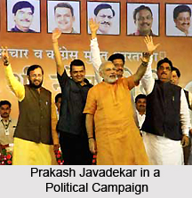 Prakash Javadekar, Indian Politician