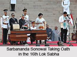 Sarbananda Sonowal, Indian Politician
