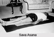 Relaxative Asanas