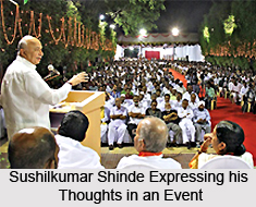 Sushilkumar Shinde, Minister of Home Affairs