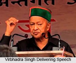 Virbhadra Singh, Indian Politician