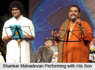 Shankar Mahadevan, Indian Musician