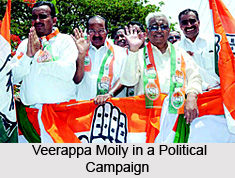 Veerappa Moily, Indian Politician