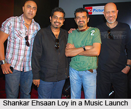 Shankar Ehsaan Loy, Indian Music Directors
