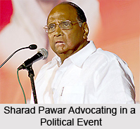 Sharad Pawar, Indian Politician