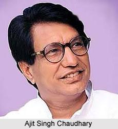 Ajit Singh Chaudhary, Indian Politician