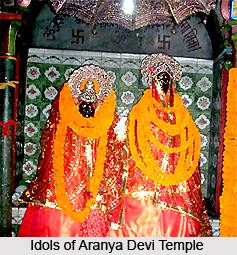 Aranya Devi Temple, Bihar