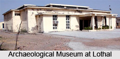 Archaeological Museum at Lothal, Ahmedabad, Gujarat
