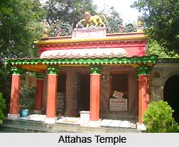 Attahas Temple, Katwa, Bardhaman district