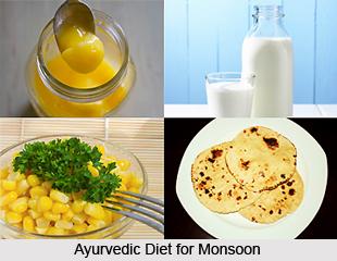 Ayurvedic Diet for Monsoon