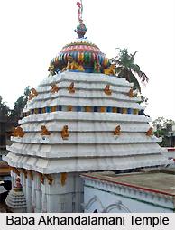 Baba Akhandalamani Temple, Orissa