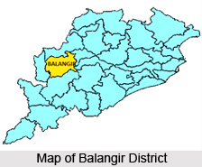 Balangir District, Orissa