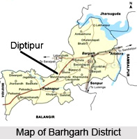 Barhgarh District , Orissa