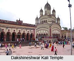 Dakshineshwar Kali Temple, Kolkata, West Bengal