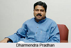Dharmendra Pradhan, Indian Politician