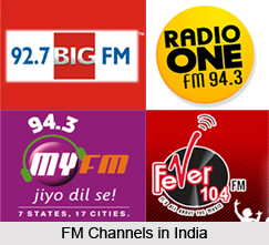 Evolution of FM Channels in India