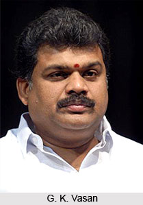 G. K. Vasan, Indian Politician